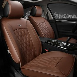 High Quality Special Leather Car Seat Covers For BMW Mercedes Volkswagen All Models Universal Cushion