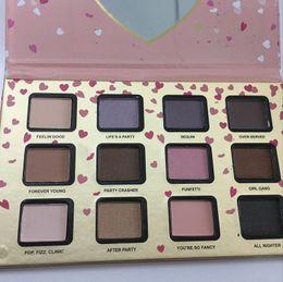 $enCountryForm.capitalKeyWord Canada - Brand New Funfetti Eyeshadow Palettes 12 Colors eye shadow Cosmetics Make Up beauty products hot item DHL
