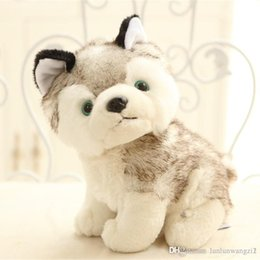 $enCountryForm.capitalKeyWord Canada - 2017 high quality. Super express 20 cm Puppy Stuffed Doll Plush Toys Simulation Husky Dogs Kids Appease Doll Brinquedos