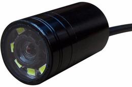Venta al por mayor de Mini cámara CCTV endoscópica a prueba de agua con cable con lámparas LED Visión nocturna de bajo peso 90Deg Ver 520TVL para vigilancia de seguridad