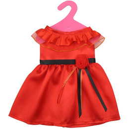 baby accessories clothes toys Canada - Fashion style Popular clothes for dolls fits american girl Zapf Baby Born Accessories for dolls