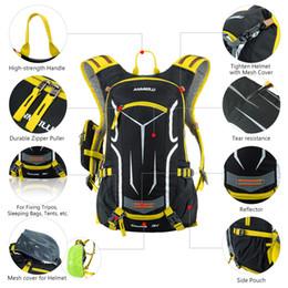 $enCountryForm.capitalKeyWord Canada - ANMEILU Bike Bag Cycling Backpack Hydration Sport Climbing Bags Ultralight Mountain Bicycle Bike Hiking Pouch + Rain Cover Set