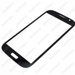 touch screen s6 Australia - 100PCS High Quality Front Outer Touch Screen Glass Replacement for Samsung Galaxy Grand i9082 free DHL