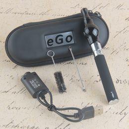 $enCountryForm.capitalKeyWord Australia - eGo dab pen kits portable herbal vaporizers glass globe wax atomizer ego-t wax vape pens e cig vape starter kits