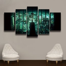 $enCountryForm.capitalKeyWord Canada - Painting By Numbers New Top Fashion Movie Picture Painting On Canvas 5panels for Wall Decoration Art Print Unframed