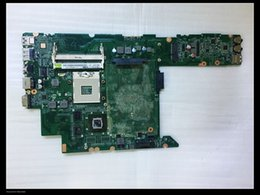 laptop motherboard mini sata 2019 - Original For LENOVO Z470 laptop 11S11013289 DA0KL6MB8G0 KL6 HM65 N12P-GV-A1 Non-integrated Motherboard ,fully tested