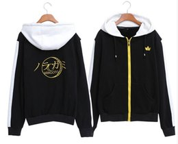 hoodies sweatshirts anime Canada - Japanese Anime Noragami Yato Aragoto Hoodies Sweatshirts Cosplay Costume Cool Outwear Unisex Best Gift For Jung People