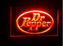 B29 novo Dr Pepper Presentes cerveja bar clube pub 3d sinais led neon luz sinal de decoração para casa artesanato