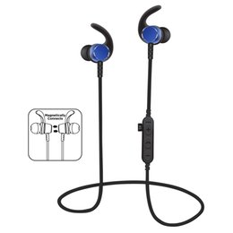 $enCountryForm.capitalKeyWord Canada - MS-T3 Magnetic Wireless Bluetooth headphones Headset earbuds With Mic Bass Stereo BT4.2 earphones For iphone xiaomi samsung smartphones