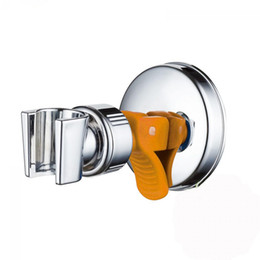 metal stables Australia - Wholesale- 1 PC Universal Bathroom Hand Head Holder Stable Shower Bracket Mount Suction Cup HQ