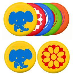 $enCountryForm.capitalKeyWord Australia - Soft PU Frisbee Toy Parent-child Interactive Outdoor Flying Disk Game Tool Kindergarten Fun Playing Game Flying Disc Frisbee Toy Outdoor rec