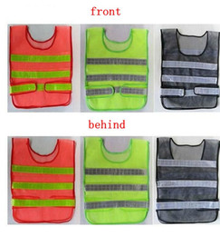 $enCountryForm.capitalKeyWord Canada - Safety Clothing Reflective Vest Hollow grid vest high visibility Warning safety working Construction Traffic vest KKA1464