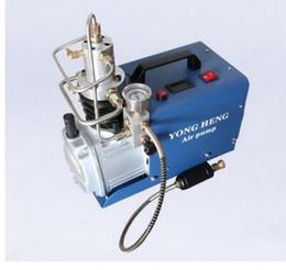 High Pressure Air Compressors Canada - 220V High Pressure 30Mpa Electric Compressor Pump PCP Electric Air Pump