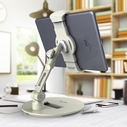 phone holder clip long arm Australia - METAL-ENHANCED Cell Phone Holder,ipad Mobile Phone Stand, Lazy Bracket, Flexible Long Arms Clip Mount for iPhone, LG, etc.in Office Bedroom
