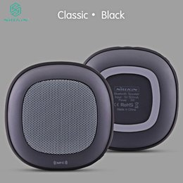 All'ingrosso- Nillkin Stone Speaker Bluetooth NFC Wireless Sport Outdoor Altoparlante stereo per iPhone Samsung LG HTC mini Subwoofer