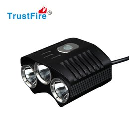 $enCountryForm.capitalKeyWord UK - LED Bicycle Light Bike Headlight Cycling motorcycle Head Lamp 2100 Lm 3 x CREE XM-L T6 Bicycle Accessories Charger Rubber Ring Set