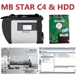 cars korea NZ - mb star c4 connect full set work with car and truck SD Compact C4 with WiFi in stock can choose star c4 soft-ware