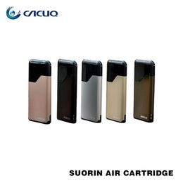 ElEctronics online shopping - Authentic Suorin Air Starter Kits W mah Battery and ml Cartridge Electronic Cigarette ecigs Kit