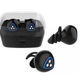 $enCountryForm.capitalKeyWord NZ - New Syllable D900 Mini Twins Double-ear Wireless Bluetooth Earphone Stereo Music Sports Headset Handsfree Auriculares Binaural Charge