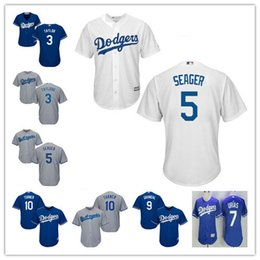 100% authentic 6d5c0 7957f clearance dodgers 7 julio urias blue cool base stitched ...