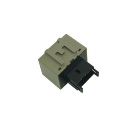 electronics relays 2019 - LEEWA Car 8-Pin Electronic Flasher Relay 81980-50030 066500-4650 For Toyota Lexus Reiz Vios Camry Corolla LED Bulb #5353