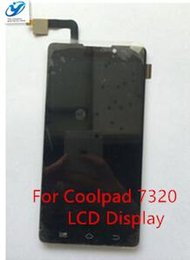 Coolpad digitizer online shopping - For Coolpad LCD Display Touch Screen Digitizer Assembly With Frame Repair Replacement Parts
