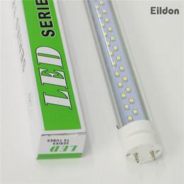 $enCountryForm.capitalKeyWord NZ - T8 LED Tubes Lights 8ft 8 foot G13 56W 6000LM AC85-265V 110V 384LEDs 5000K 5500K 2835SMD Bulbs Direct from Shenzhen China Factory Wholesales