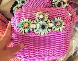 $enCountryForm.capitalKeyWord Australia - 2017 fashion women bags sweet handbags hand made cross body flap mixed color