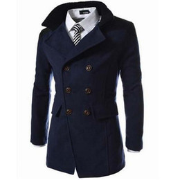Discount Mens Top Coat Styles | 2017 Mens Top Coat Styles on Sale ...