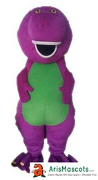 $enCountryForm.capitalKeyWord Canada - Adult Size Dinosaur Barney Mascot costume cartoon mascots character costumes for party deguisement mascotte custom mascots at arismascots