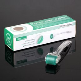 dns skin micro needle roller NZ - DNS biogenesis Micro 192 Needles Derma Roller Therapy DNS Derma Rolling System Skin Care Tools Free shipping