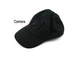 China Black Color Quality 720P HD Cap Camera DVR Video Recorder With Remote Control, Covert Camera Hat, Support Max 32GB supplier covert hd camera dvr recorder suppliers