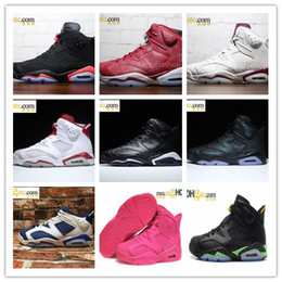 high quality retro 6 black white infrared low chrome basketball shoes women men sport blue carmine red oreo alternate Oreo black with box affordable shoes ... & Discount Shoes With Wide Toe Box | 2018 Shoes With Wide Toe Box on ... Aboutintivar.Com