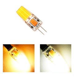 G4 Energy Saving Bulb Australia - Crystal Lamp Bulb G4 COB 1508 LED Silicone 360 Beam Angle Candle Lamp Bulb Energy-saving Crystal Chandelier Lamps Replace Halogen LED Light