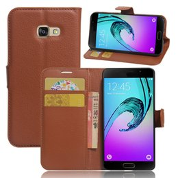 Discount samsung galaxy a3 phone cover red - Diforate New Arrival Luxury Leather Wallet Phone Flip Cover Pouch Case For Samsung Galaxy A3 2017