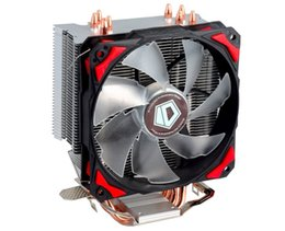 China Wholesale- Free shipping ID-Cooling SE-214 4pin PWM 120mm CPU cooler fan 4 heatpipe cooling LGA1151 775 115x FM2+ FM2 FM1 AM3+ CPU Radiator supplier amd am3 cpu fan suppliers