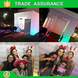 Cabin Lights Canada - free shipping high quality lighting inflatable cabin photo booth props