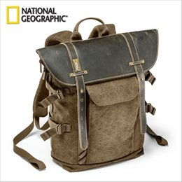 $enCountryForm.capitalKeyWord Canada - Wholesale- wholesale  NG A5290 Backpack SLR Camera Bag Canvas Laptop Photo Bag