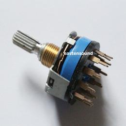 Venta al por mayor de Varitone 6 Position Tone Switch para guitarras eléctricas y bajo