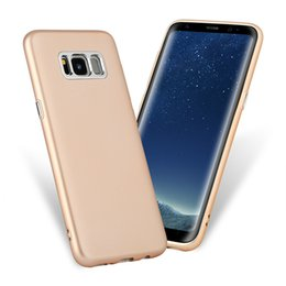 $enCountryForm.capitalKeyWord NZ - Electroplated key rubberized TPU phone cases for Samsung galaxy S8 S8 plus TPU cell phone case