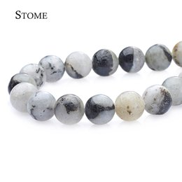 Wholesale Loose Natural Stone Two color flash stone Round Beads Gemstone mm Fashion Jewelry Strand For DIY S Stome