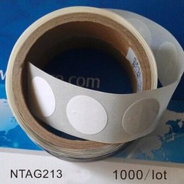 Nfc tags aNdroid online shopping - NFC tag ntag203 sticker for all NFC android phone