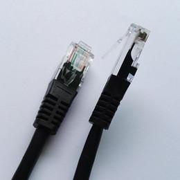 0.5 m 1 m 2 m 3 m 5 m 10 m 15 m 20 m Banhado A Ouro RJ45 cat5e utp Rede Ethernet Patch Cable freeshipping venda por atacado