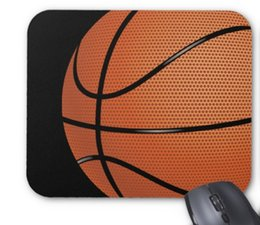 $enCountryForm.capitalKeyWord Canada - Rectangular non-slip natural rubber mouse mat basketball image computer accessories office supplies mouse pad of gift