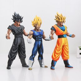 $enCountryForm.capitalKeyWord UK - 26cm Dragon ball Z MSP The Vegeta Super Saiyan goku chocolate goku PVC Action Figure Collection Model Toy Christmas gift
