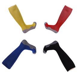 Chaussettes De Genou En Nylon Pas Cher-Le dernier tube long 20-30mmHg Chaussettes à compression graduée Qualité de la circulation de la pression Qualité Knee High Orthopaedic Support Stocking Chaudière