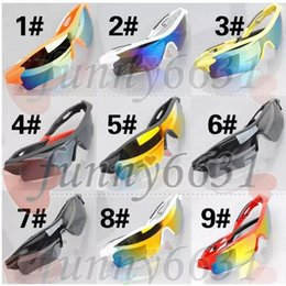 $enCountryForm.capitalKeyWord NZ - MOQ=10PCS summer man driving sunglasses women outdoor Bicycle Glass NICE sports sunglasses Dazzle colour glasses A+++ 9colors free shipping
