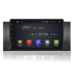 """Radio Stereos Canada - 9"""" Android 7.1 Car DVD Multimedia Stereo For BMW E39 X5 M5 E53 E38 Radio RDS GPS Navi OBD DVR BT Phonebook WIFI 4G SWC 2G+16G RAM Quad Core"""