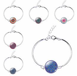 Harajuku Charms Canada - Brand new New Harajuku Time Gem Moon Couple Bracelet FB215 mix order 20 pieces a lot Charm Bracelets