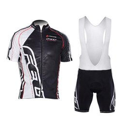 Bicycle Short Men UK - FELT cycling jersey gel pad bib shorts Maillot Ropa Ciclismo quick dry pro bike clothes men summer bicycle clothing D1425